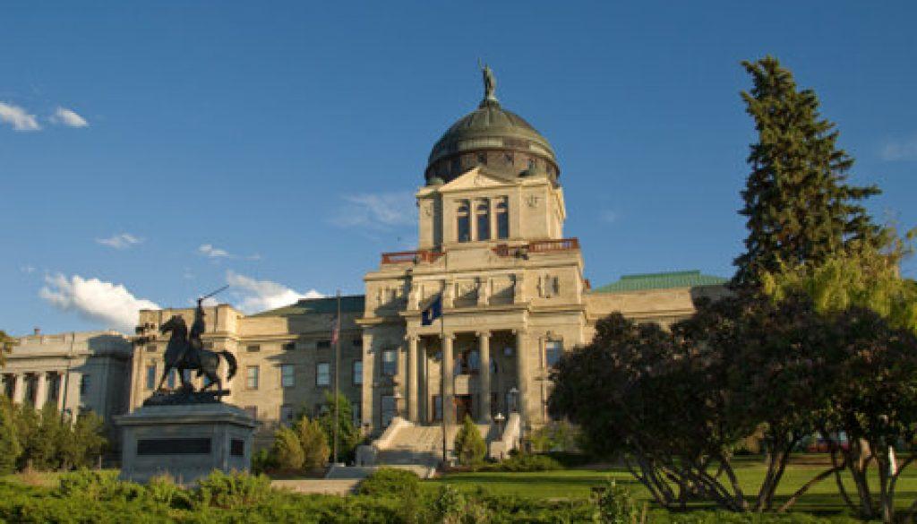 Helena Capitol